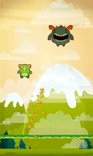 Скачать MonsterUp Adventures для Nokia Lumia 620