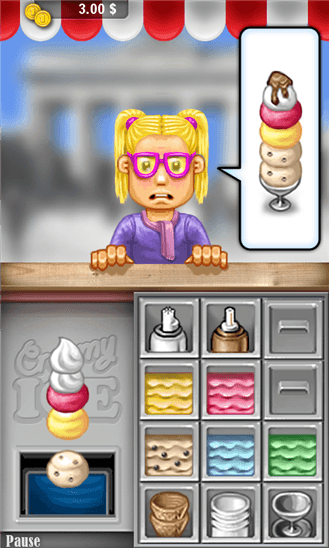 Creamy Ice для Windows Phone