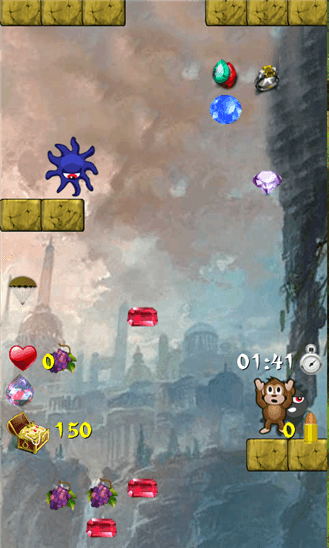 Treasure Monkey для Windows Phone