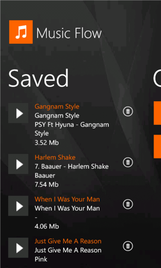 MP3 Downloader+ для Windows Phone