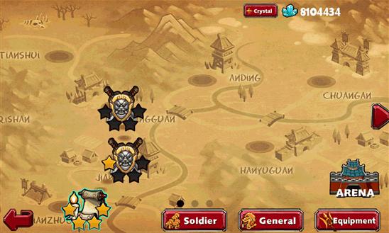 Скачать Empire Defense II для Yezz Billy 4.0