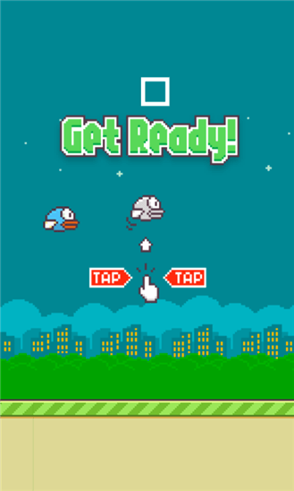 Flappy Bird для Windows Phone