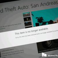 GTA: San Andreas засветилась в магазине Windows 8