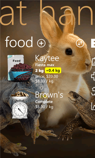 Pet At Hand для Windows Phone