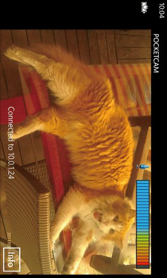 Скачать PocketCam для HTC Radar