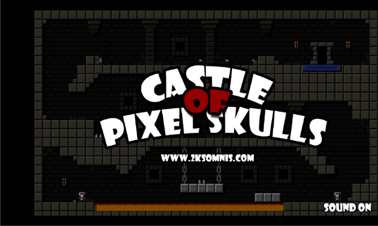 Castleofpixelskulls для Windows Phone