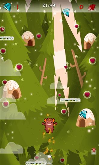 Скачать MonsterUp Adventures для HTC Titan