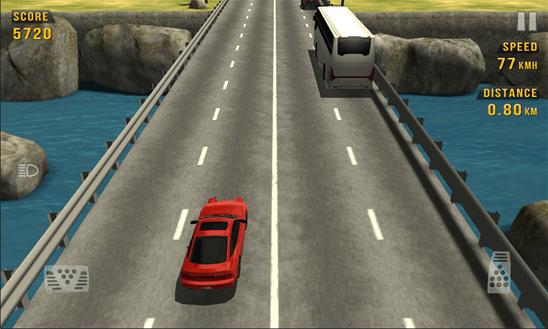 Скачать Traffic Racer для Microsoft Lumia 550