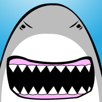 Angry Sharks для HTC Titan