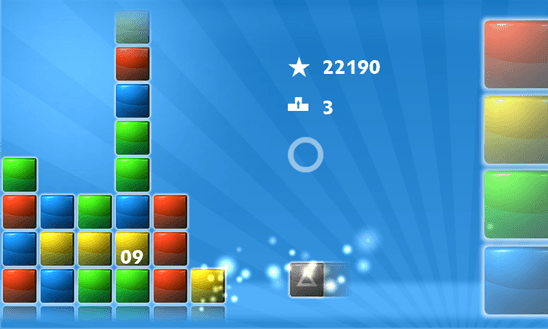 Blox для Windows Phone