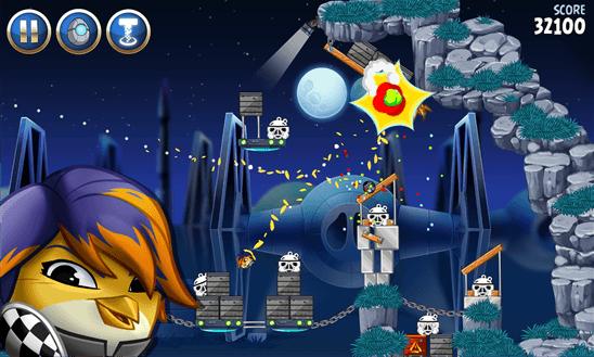 Скачать Angry Birds Star Wars 2 для Archos 40 Cesium
