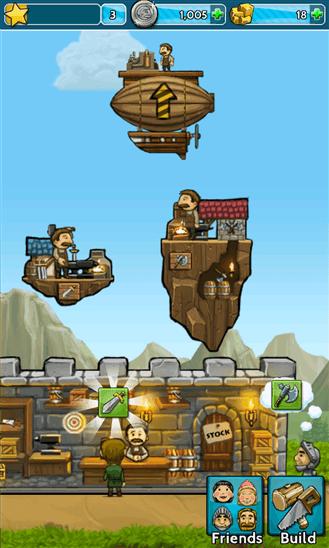 Cloud Castle для Windows Phone