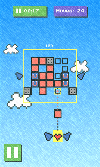 Pixel Blocked для Windows Phone