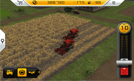 Farming Simulator 14 для Windows Phone