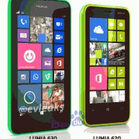 Характеристики Nokia Lumia 630
