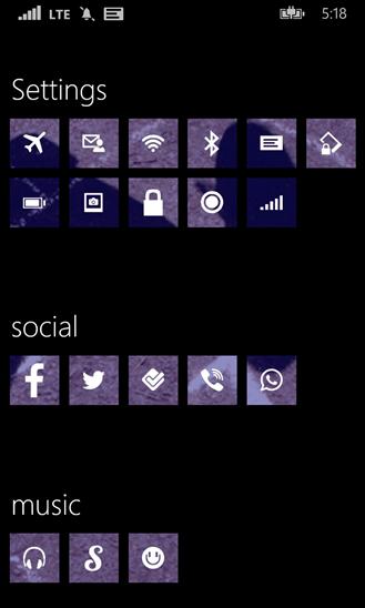 Скачать Start Perfect для Nokia Lumia 1520