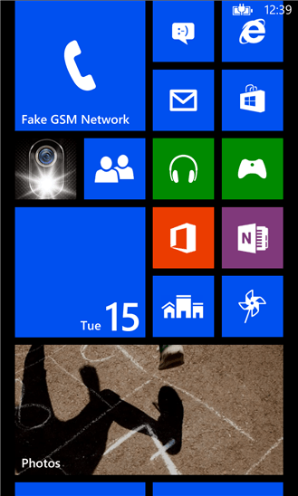 Flashlight+ для Windows Phone