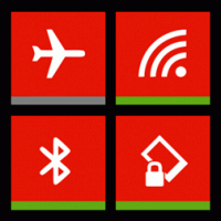Status Tiles для Windows 10 Mobile и Windows Phone