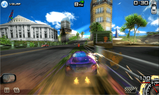 Скачать Race Illegal: High Speed 3D для Nokia Lumia 620