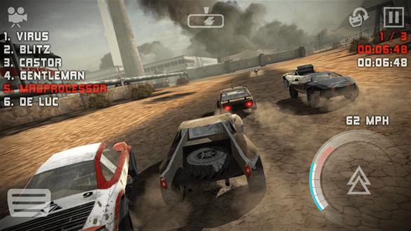 Скачать Uber Racer для Xolo Win Q900s
