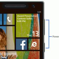 Как сделать скриншот экрана в Windows Phone 8.1