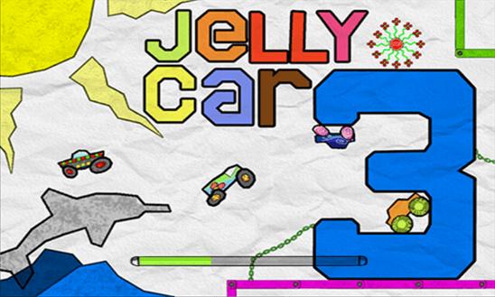 Скачать Jelly Car 3 для Samsung Omnia 7