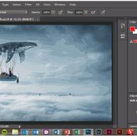 Adobe представили специальную версию Photoshop CC для Surface Pro 3