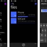 Официальный файловый менеджер для Windows Phone 8.1 выйдет в мае