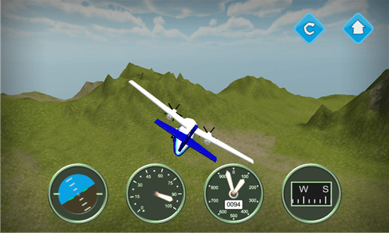 Flight Simulator N219 для Windows Phone