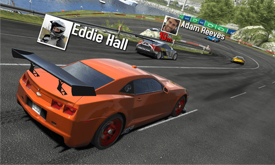 Скачать GT Racing 2: The Real Car Experience для Nokia Lumia 625