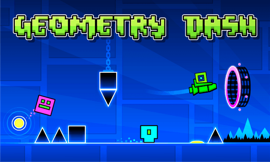 Скачать Geometry Dash для Fly IQ400W ERA Windows