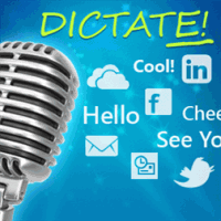 Dictate! для Windows Phone