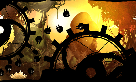 BADLAND для Windows Phone