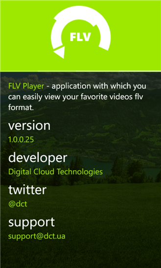 Скачать FLV Player HD для HTC One M8 for Windows