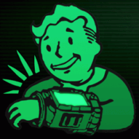 Pip-Boy Radio для Nokia Lumia Icon