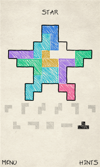 Doodle Fit для Windows Phone