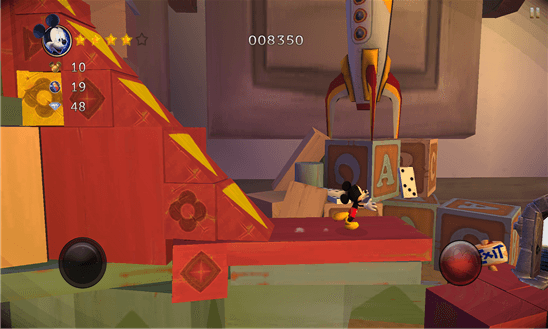 Castle of Illusion для Windows Phone