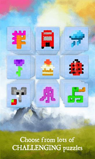 Скачать Dream of Pixels для Microsoft Lumia 435