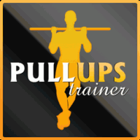 PullUps Trainer For V-shaped Upper Body 50+ для Microsoft Lumia 950 XL