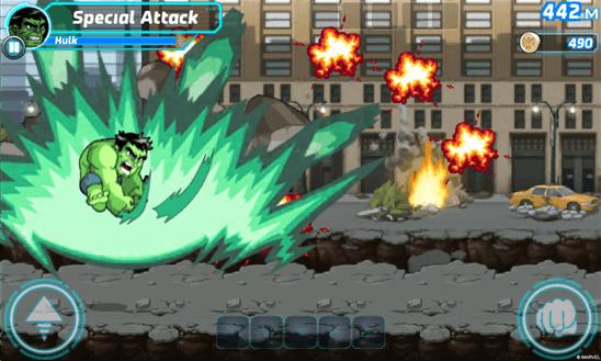 Run Jump Smash! для Windows Phone