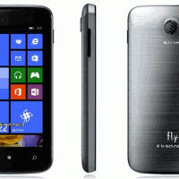 Fly Era Windows – первый Windows Phone-смартфон компании Fly