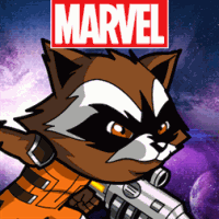 Guardians of the Galaxy: TUW (WP) для Yezz Billy 4.0