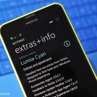 Lumia Cyan рассылается в Таиланде