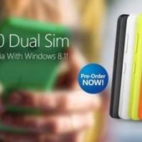 Nokia демонстрирует новую большую живую плитку