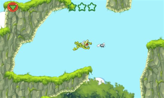 Скачать Greedy Frog для Yezz Billy 4.0