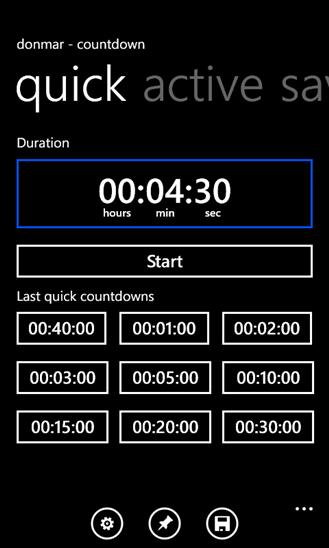 Скачать Countdown для Xolo Win Q900s
