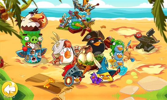 Скачать Angry Birds Epic для Microsoft Lumia 532