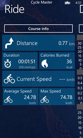Скачать Cycle Master для Samsung Omnia M