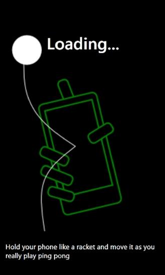 Скачать Ping Pong 5D для HTC 7 Pro