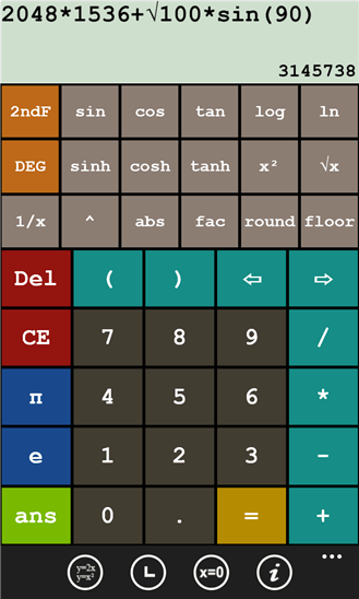 Скачать Grapher Calculator для Microsoft Lumia 430